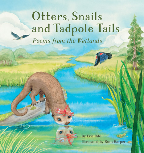 Otters, Snails and Tadpole Tails Cover Image