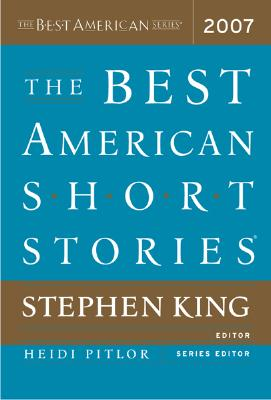 The Best American Short Stories 2007 Cover