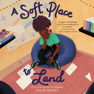 Cover for A Soft Place to Land