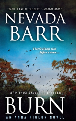 Burn: An Anna Pigeon Novel (Anna Pigeon Mysteries #16) Cover Image