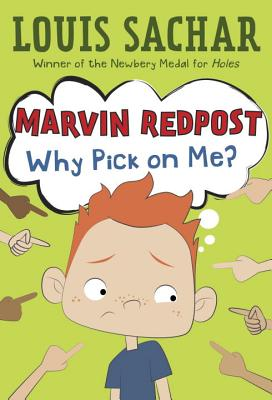 Marvin Redpost #2 Cover
