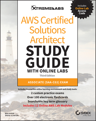 Aws Certified Solutions Architect Study Guide with Online Labs: Associate Saa-C02 Exam Cover Image