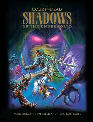 Court of the Dead: Shadows of the Underworld: A Graphic Novel Cover Image