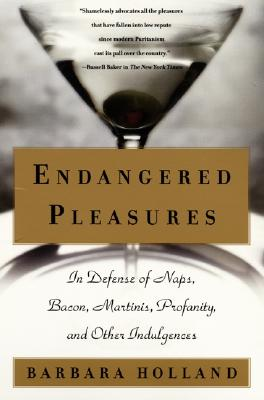 Endangered Pleasures Cover