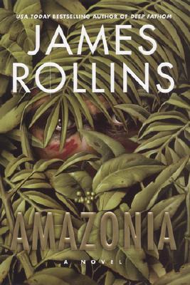 Amazonia: A Novel Cover Image