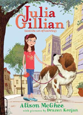 Julia Gillian (and the Art of Knowing) Cover