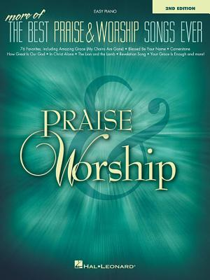 More of the Best Praise & Worship Songs Ever Cover Image