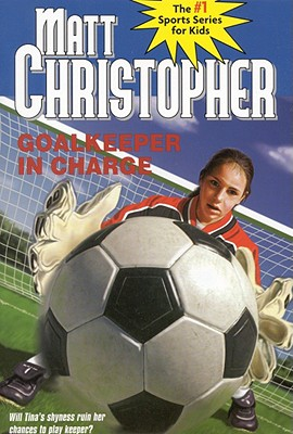 Goalkeeper in Charge Cover Image