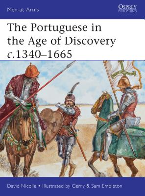 The Portuguese in the Age of Discoveries c.1340-1665 Cover Image