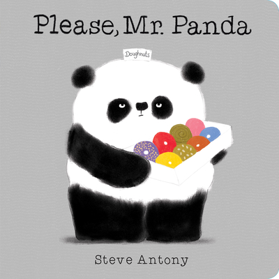 Please, Mr. Panda (a Board Book) Cover