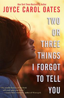 Two or Three Things I Forgot to Tell You Cover Image