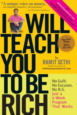 I Will Teach You to Be Rich Cover