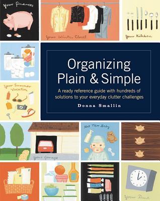 Organizing Plain & Simple Cover