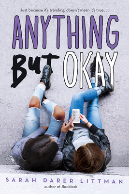Cover for Anything But Okay