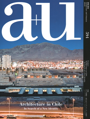 A+u 20:03, 594: Architecture in Chile - In Search of a New Identity Cover Image