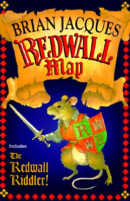 Redwall Map Cover
