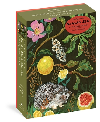 Nathalie Lété: In the Dark Garden 500-Piece Puzzle Cover Image