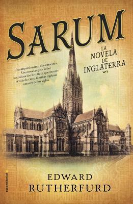 Sarum: La Novela de Inglaterra Cover Image