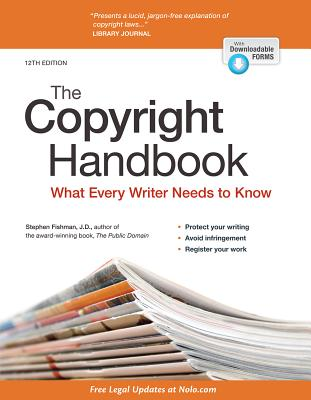 Cover for The Copyright Handbook