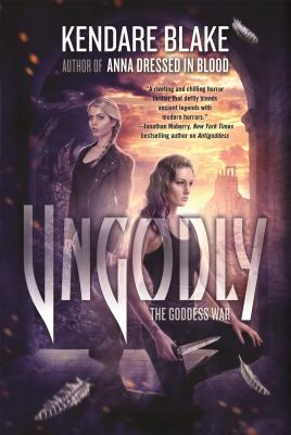 Cover for Ungodly