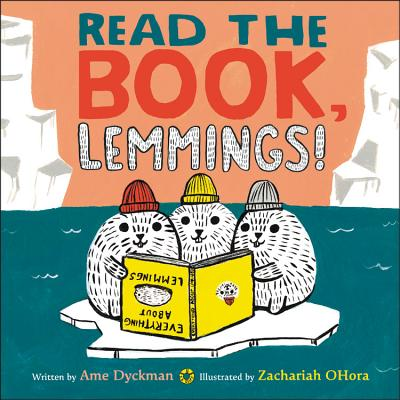 Read the Book, Lemmings! Cover Image