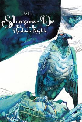 Sharaz-de Cover