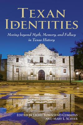 Cover for Texan Identities