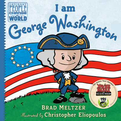 I Am George Washington Cover