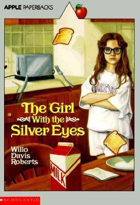 Girl with the Silver Eyes Cover