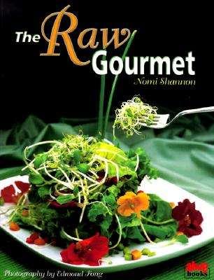 The Raw Gourmet Cover