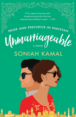 Unmarriageable: A Novel Cover Image