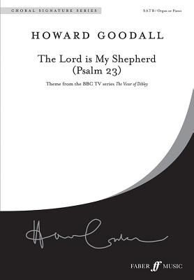 The Lord Is My Shepherd (Psalm 23) SATB Cover Image