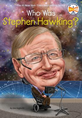 Who Was Stephen Hawking? (Who Was?) Cover Image