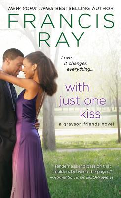 With Just One Kiss Cover Image