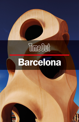 Time Out Barcelona City Guide: Travel Guide (Time Out Guides) Cover Image