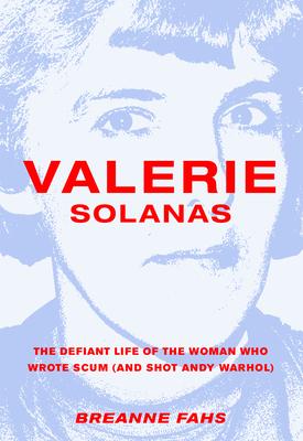 Valerie Solanas Cover