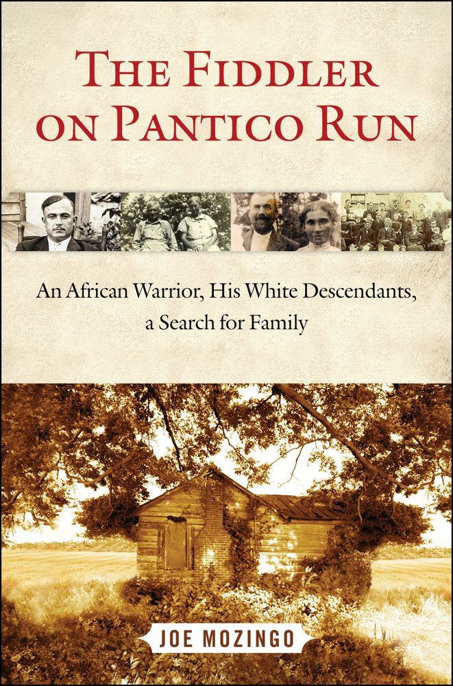 The Fiddler on Pantico Run Cover