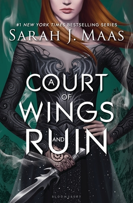 A Court of Wings and Ruin (A Court of Thorns and Roses) Cover Image