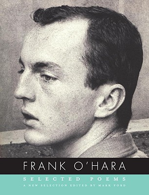 Frank O'Hara: Selected Poems Cover Image