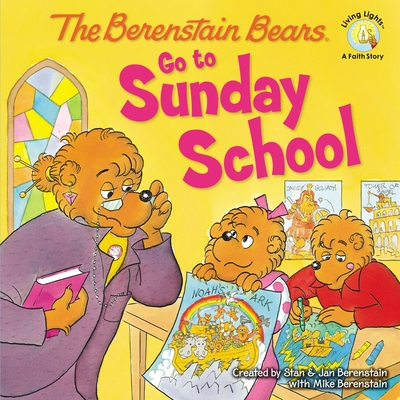 The Berenstain Bears Go to Sunday School Cover