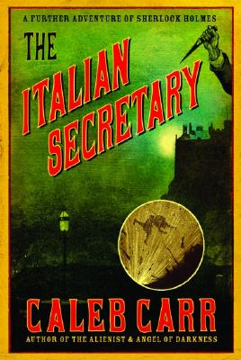 The Italian Secretary Cover