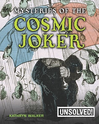Cover for Mysteries of the Cosmic Joker (Unsolved! (Library))
