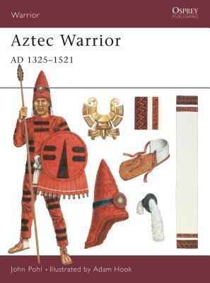 Aztec Warrior Cover