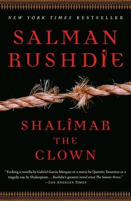 Shalimar the Clown: A Novel Cover Image