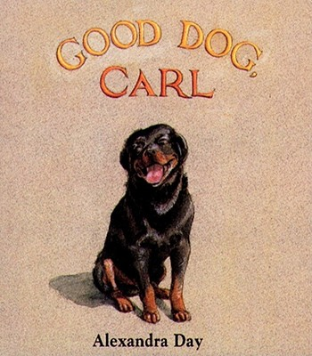 Good Dog, Carl (Classic Board Books) Cover Image