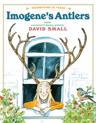 Imogene's Antlers Cover Image
