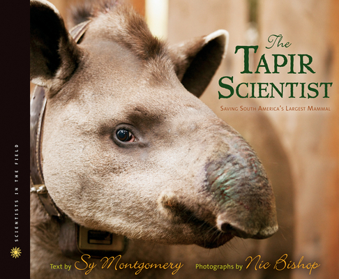 The Tapir Scientist Cover
