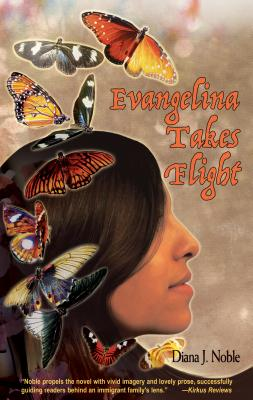 Evangelina Takes Flight Cover Image