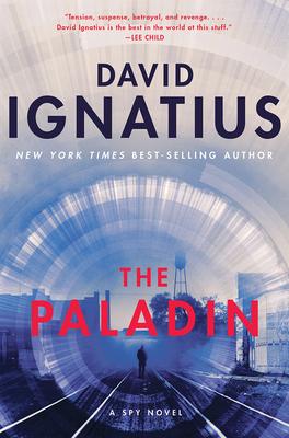 The Paladin: A Spy Novel Cover Image