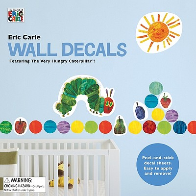 The World of Eric Carle(TM) Eric Carle Wall Decals Cover Image